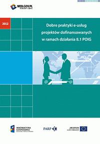 Dobre praktyki e-usług - 2012