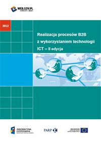 Realizacja procesów B2B z wykorzystaniem technologii ICT – II edycja