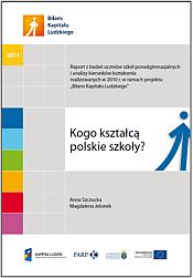 Kogo kształcą polskie szkoły - 2011