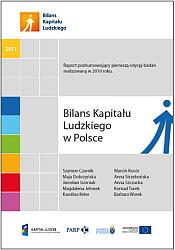 Bilans Kapitału Ludzkiego w Polsce - I edycja