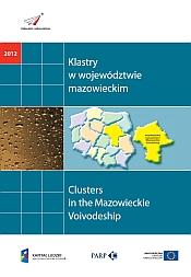 Klastry w województwie mazowieckim