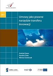 Umowy jako prawne narzędzie transferu innowacji