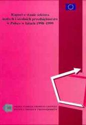 Raport o stanie sektora MSP w Polsce w latach 1998-1999