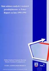 Raport o stanie sektora MSP w Polsce w latach 1995-1996