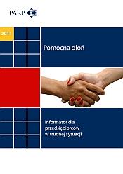 Pomocna dłoń - informator dla przedsiębiorców w trudnej sytuacji