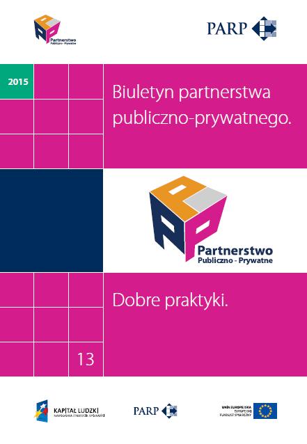 Dobre praktyki PPP (13 biuletyn PPP)