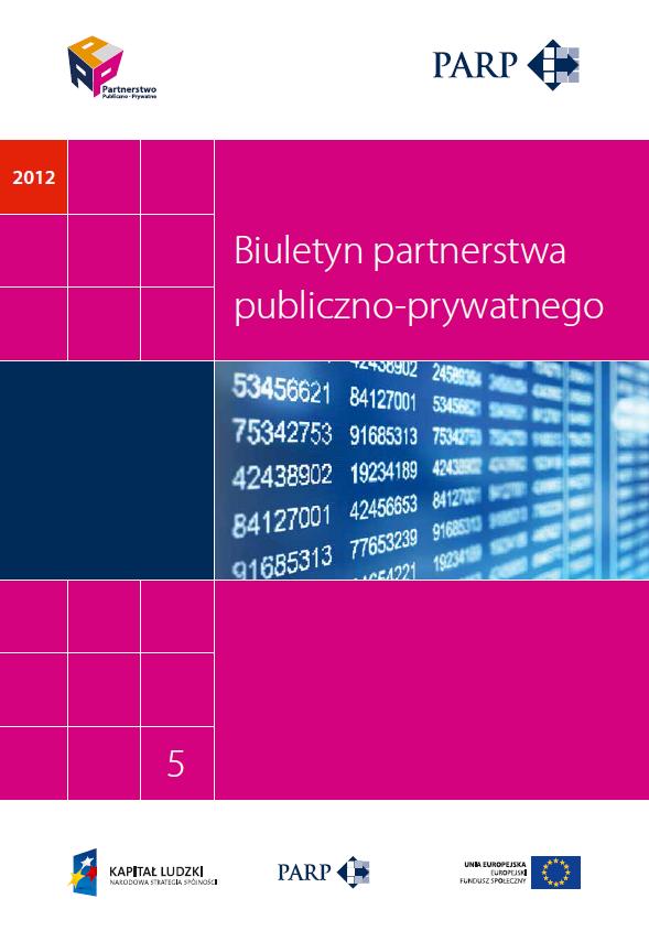Analiza techniczna, prawna, ryzyk oraz analiza rynku (5 biuletyn PPP)