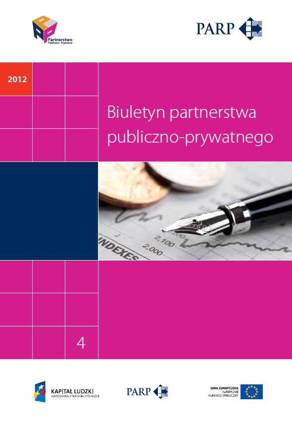 Analiza finansowo-ekonomiczna PPP (4 biuletyn PPP)
