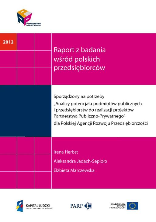 PPP. Raport z badania wśród polskich przedsiębiorców