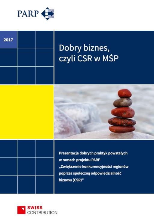 Dobry biznes, czyli CSR w MŚP
