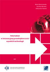 Rola kobiet w innowacyjnej przedsiębiorczości wysokich technologii
