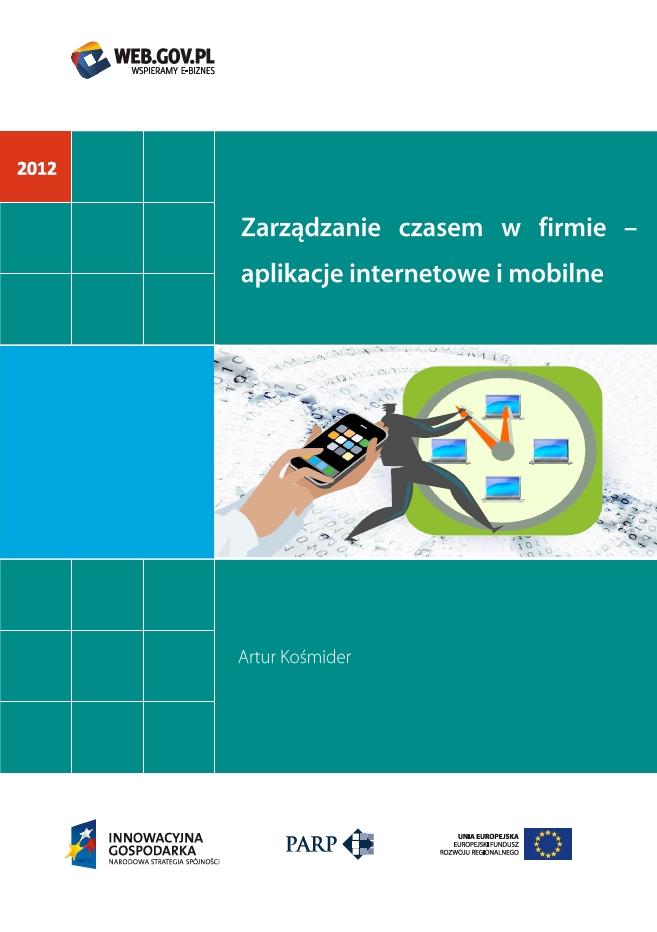 Zarządzanie czasem w firmie – aplikacje internetowe i mobilne