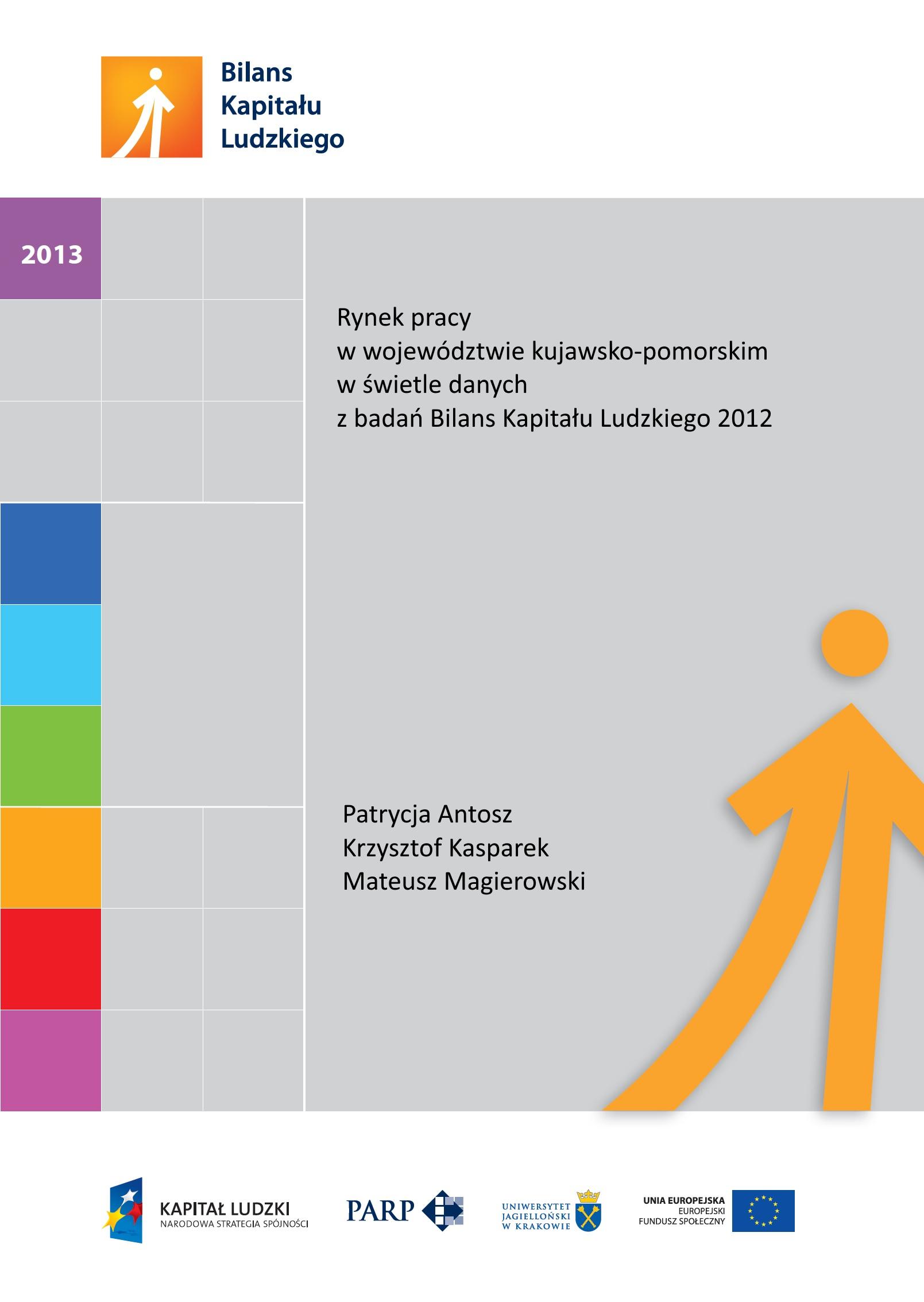 Rynek pracy w województwie kujawsko-pomorskim