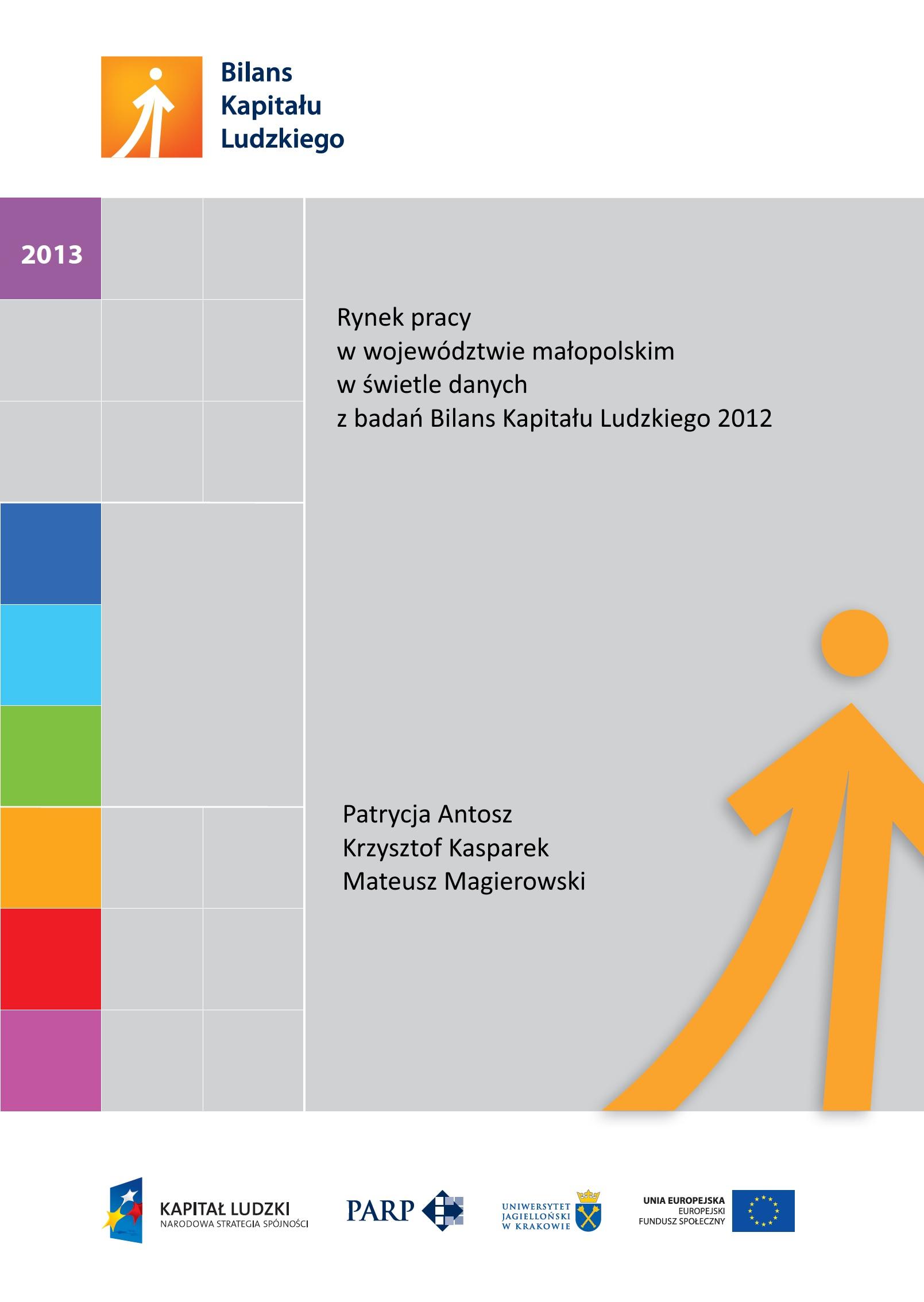 Rynek pracy w województwie małopolskim