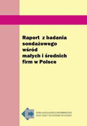 Raport z badania sondażowego wśród małych i średnich firm w Polsce