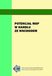 Potencjał MSP w handlu ze wschodem
