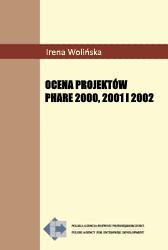 Ocena projektów phare 2000, 2001 i 2002