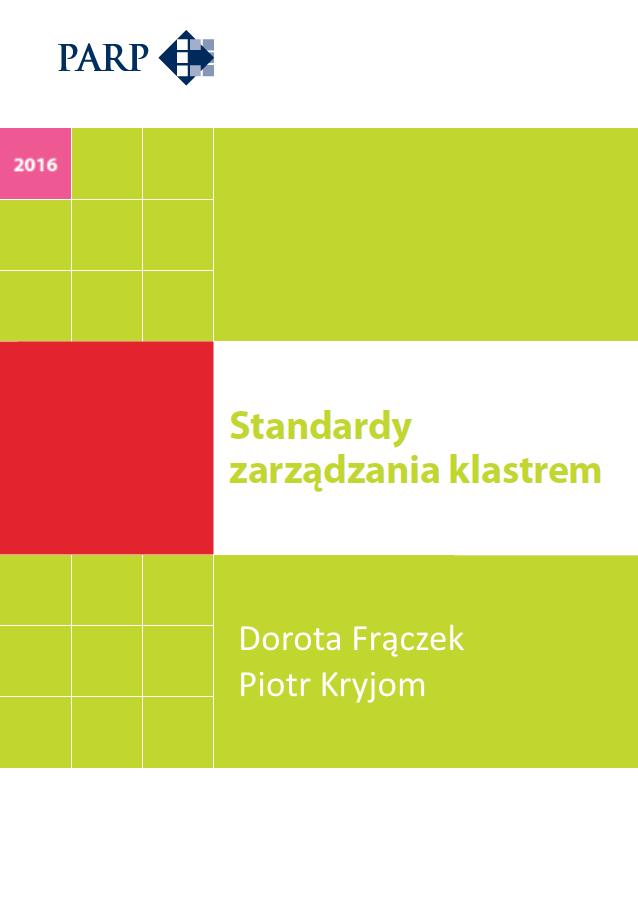 Standardy zarządzania klasterm (druga edycja)