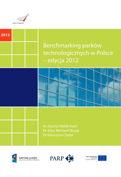 Benchmarking parków technologicznych w Polsce - 2012