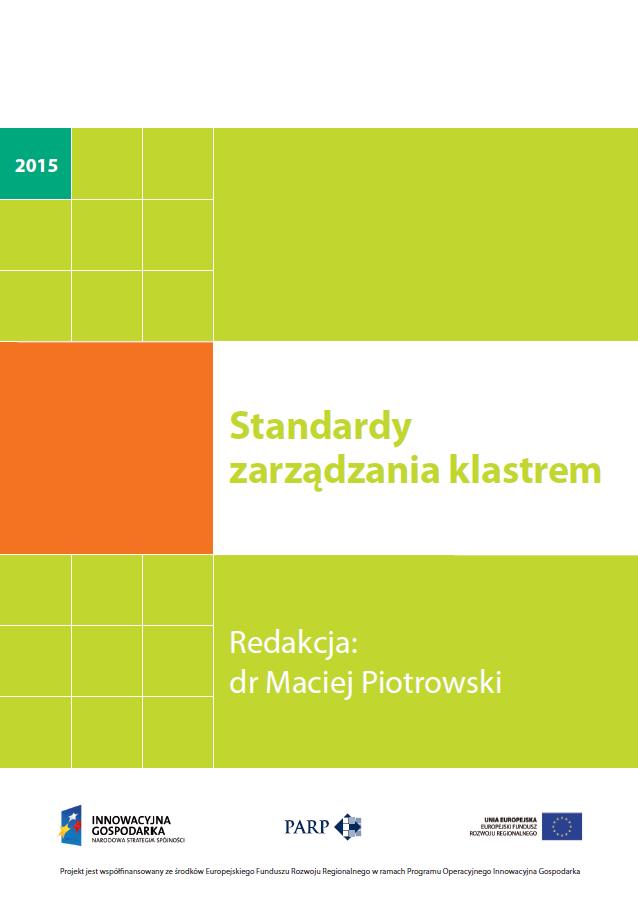 Standardy zarządzania klastrem