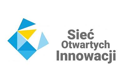 Logo sieć otwartych innowacji