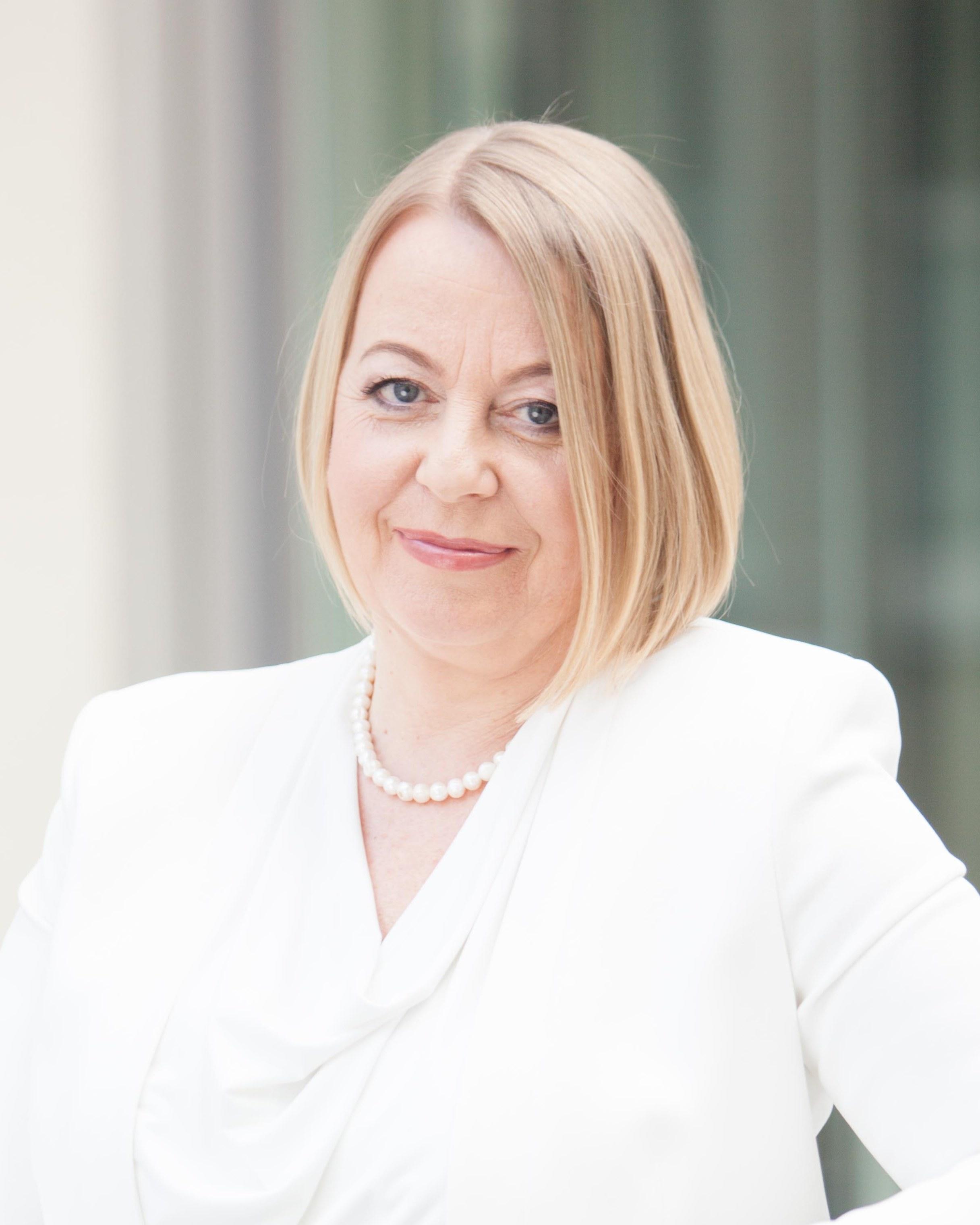 Prezes PARP - Małgorzata Oleszczuk