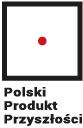 Logotyp Polski Produkt Przyszłości