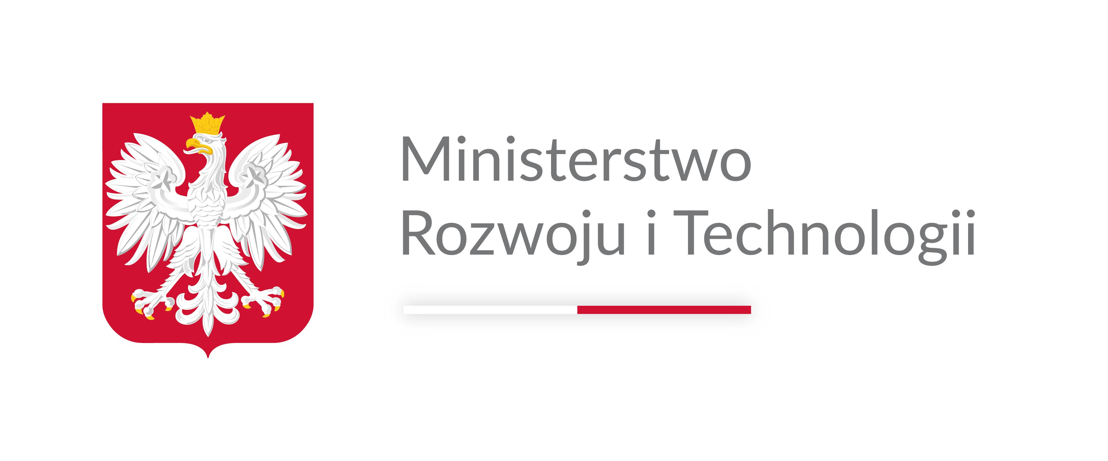 Logotyp Ministerstwo Rozwoju iTechnologii