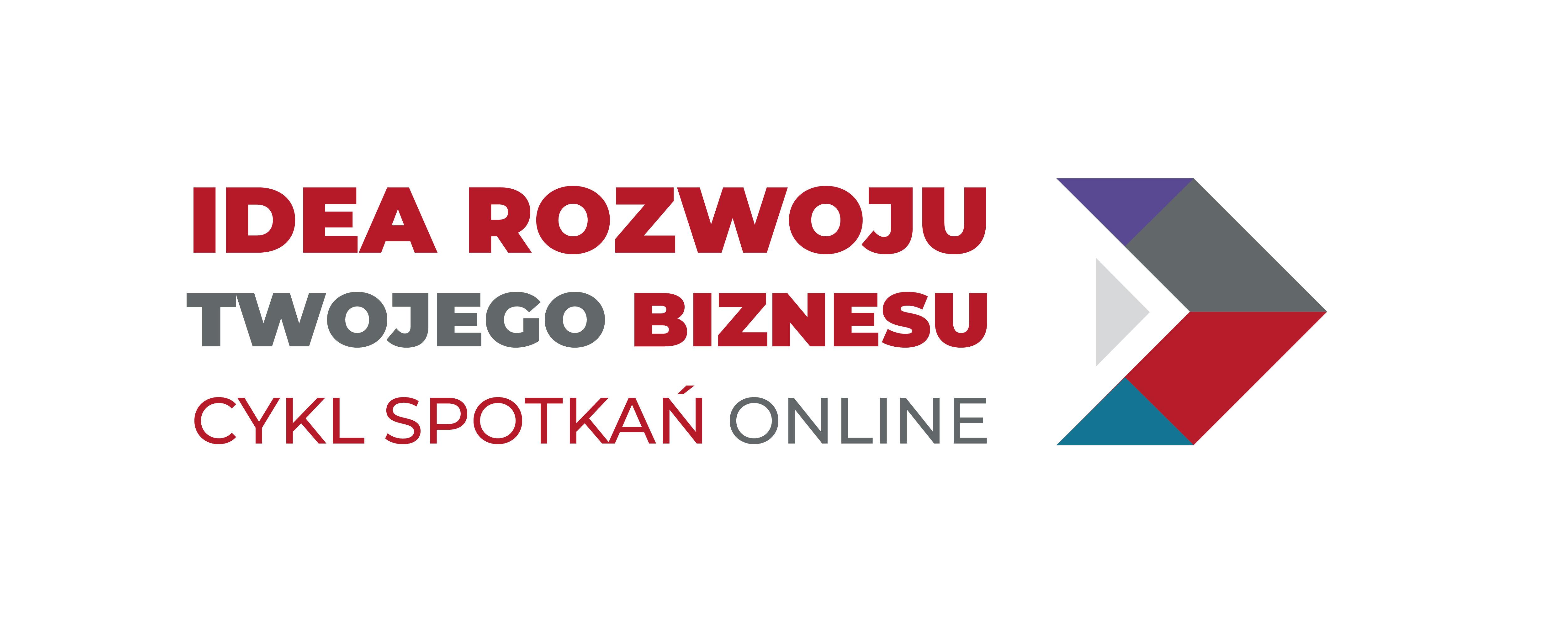 logotyp cykl spotkań online