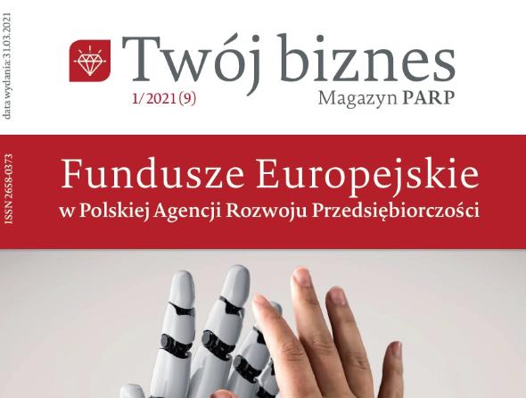 """""""Twój Biznes"""" – nowy numer e-biuletynu PARP już dostępny"""