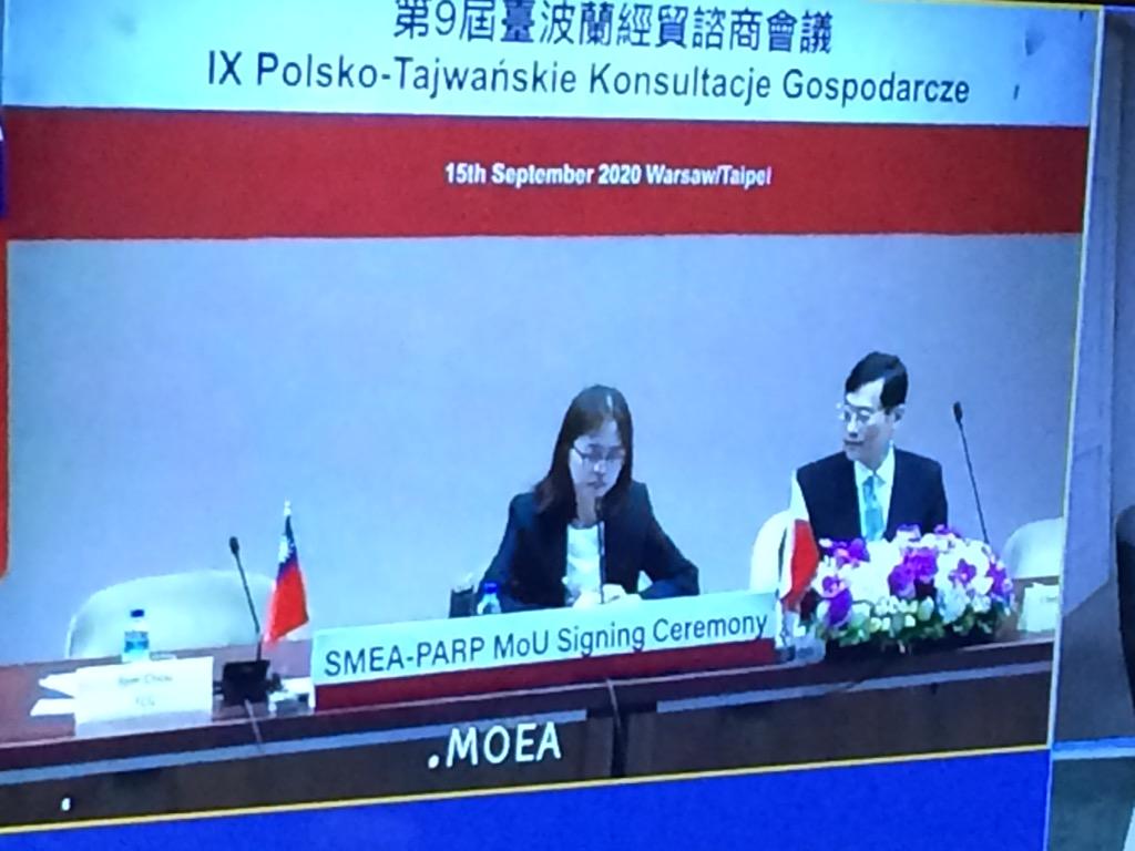 Porozumienie o współpracy pomiędzy PARP i SMEA