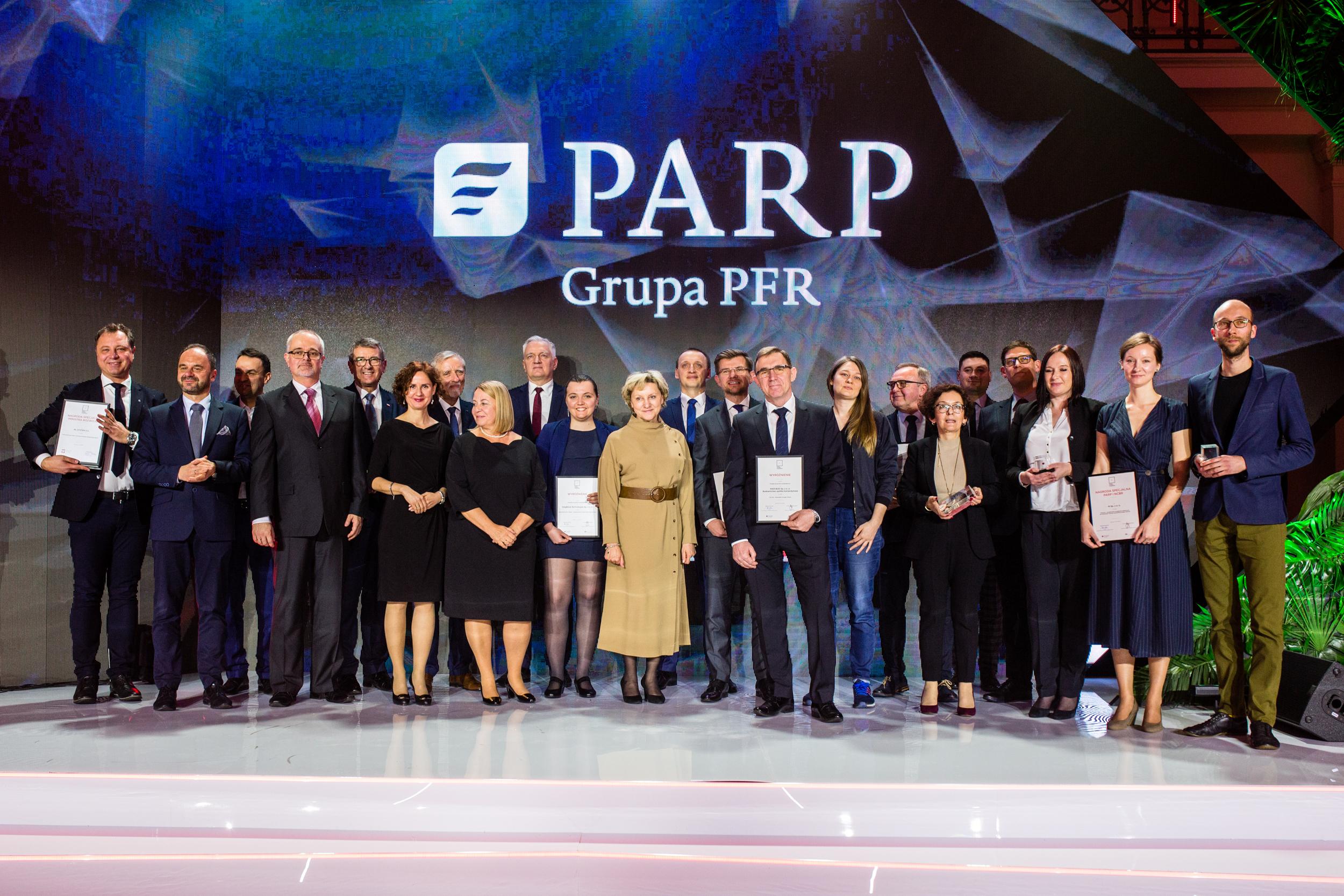 To oni tworzą przyszłość. Polskie innowacje nagrodzone w konkursie PARP i NCBR