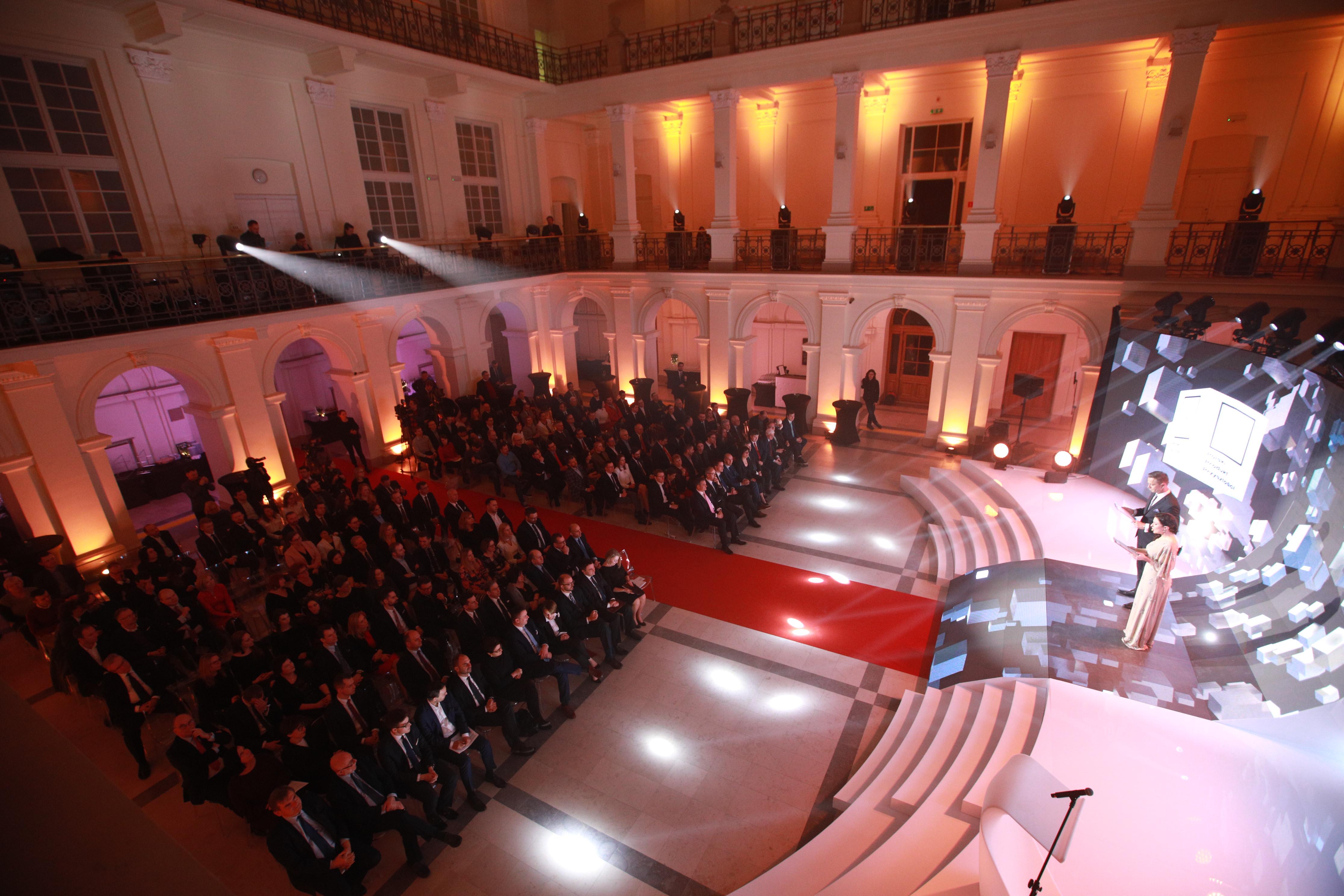 Gala finałowa XXI Konkursu Polski Produkt Przyszłości