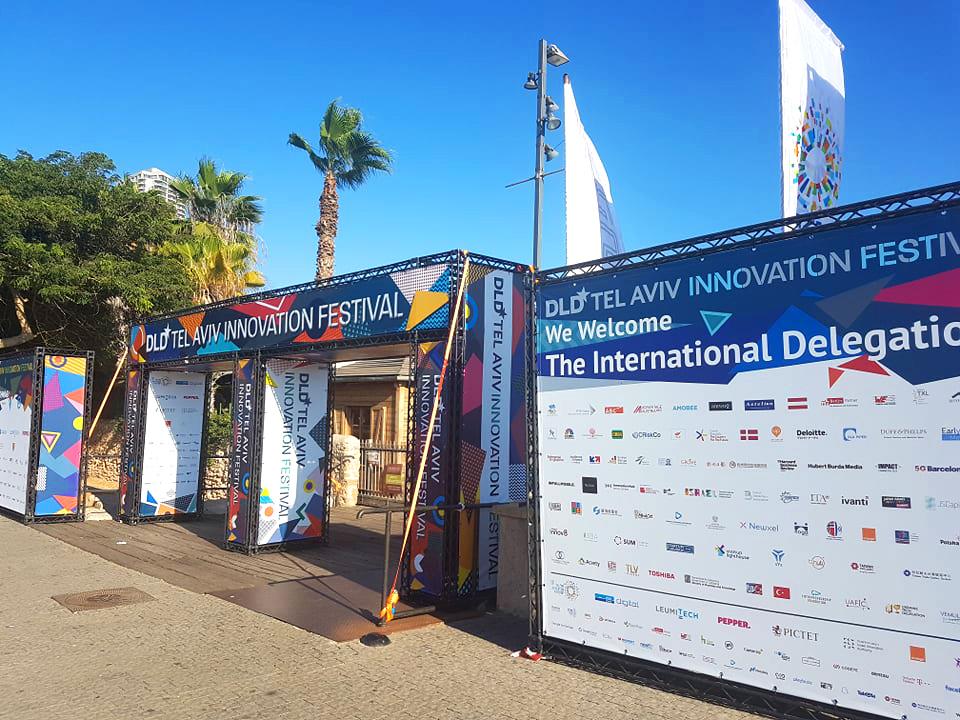 Polskie startupy ponownie na DLD w Tel Awiwie