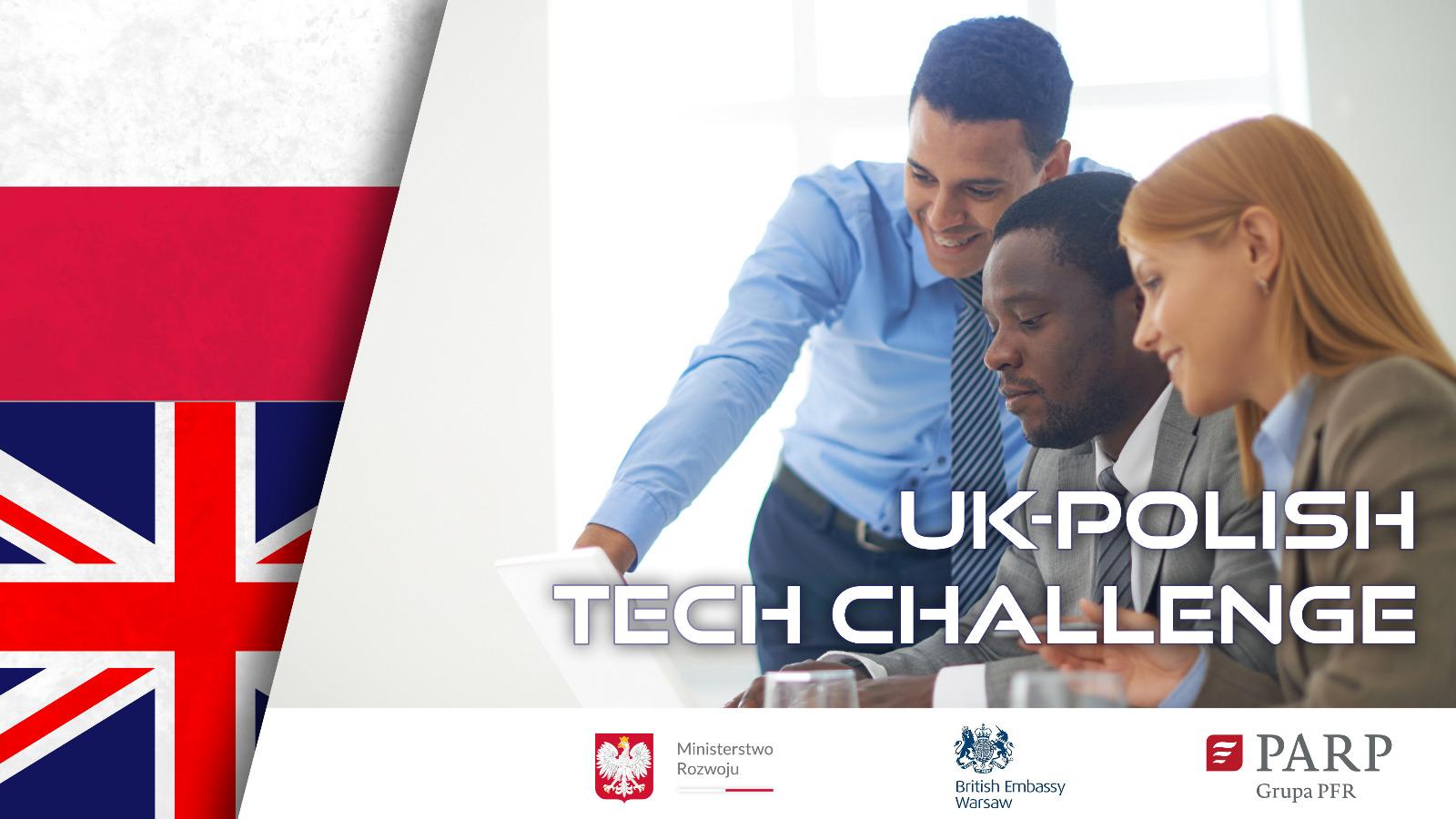 UK-Polish TechChallenge: polskie korporacje spotkały się z brytyjskimi startupami z sektora cleantech i fintech