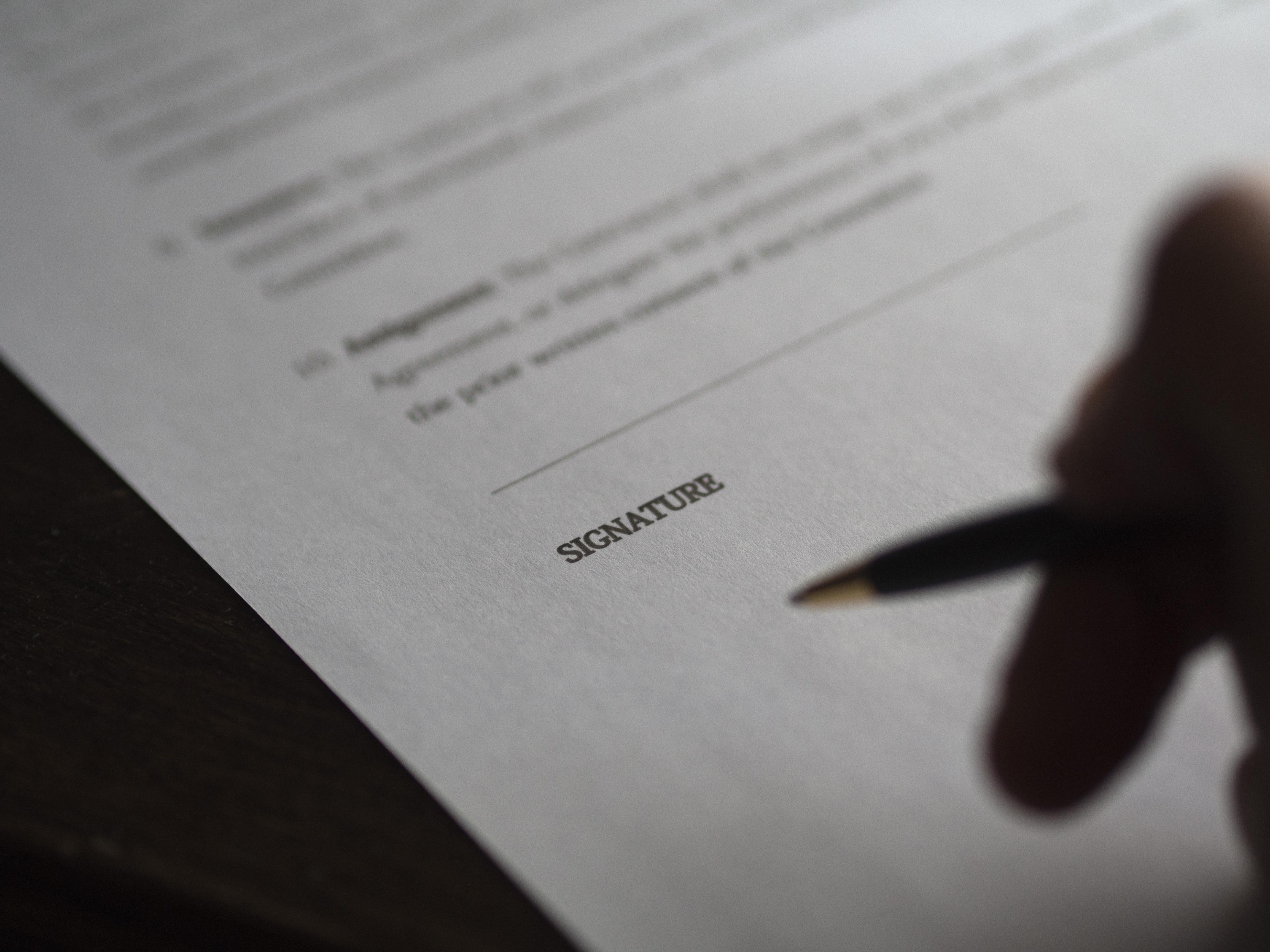 Non-disclosure agreement (NDA). Czyli co powinna zawierać dobra umowa o poufności