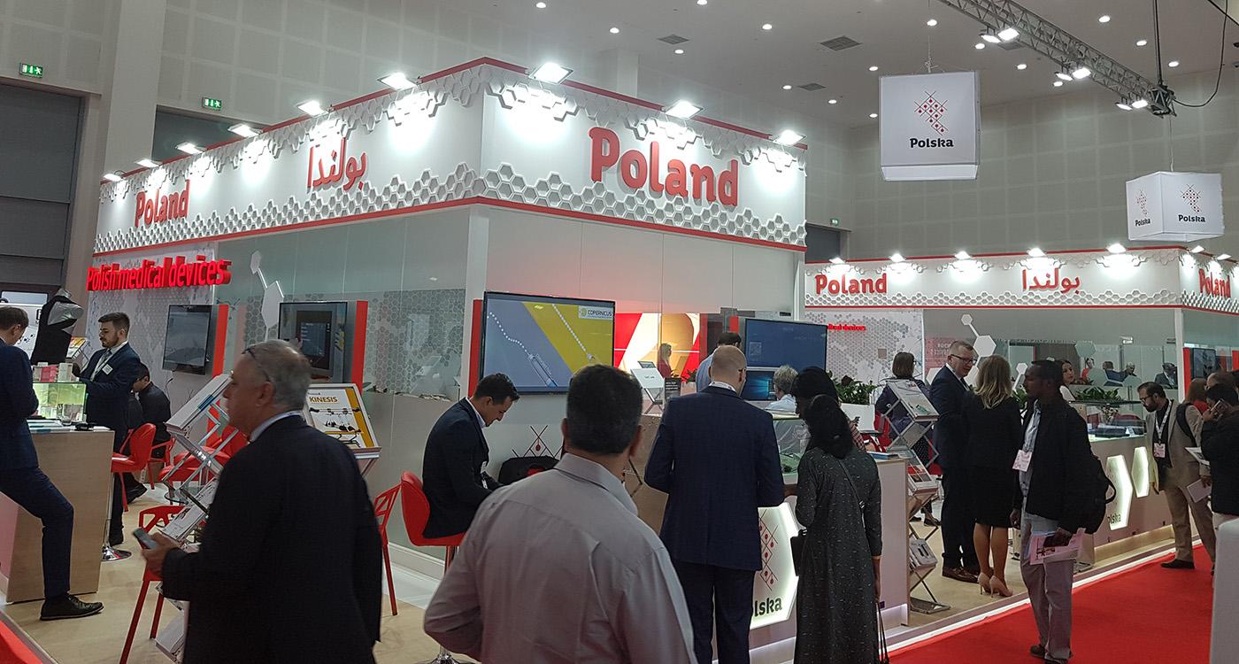 Arab Health 2019 – polskie firmy na największych targach medycznych Bliskiego Wschodu i Afryki Północnej
