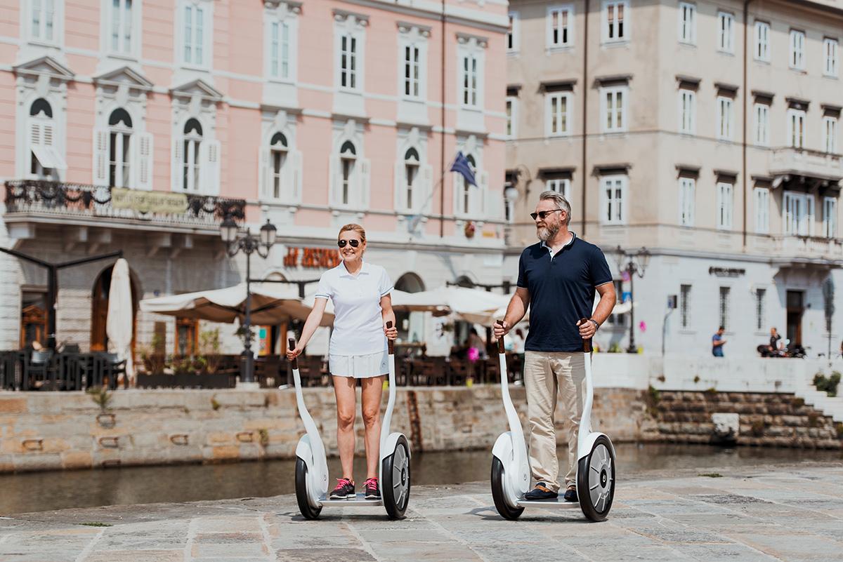 Nordic riding, czyli pojazd demokratyczny. Horyzont 2020 wspiera elektromobilność