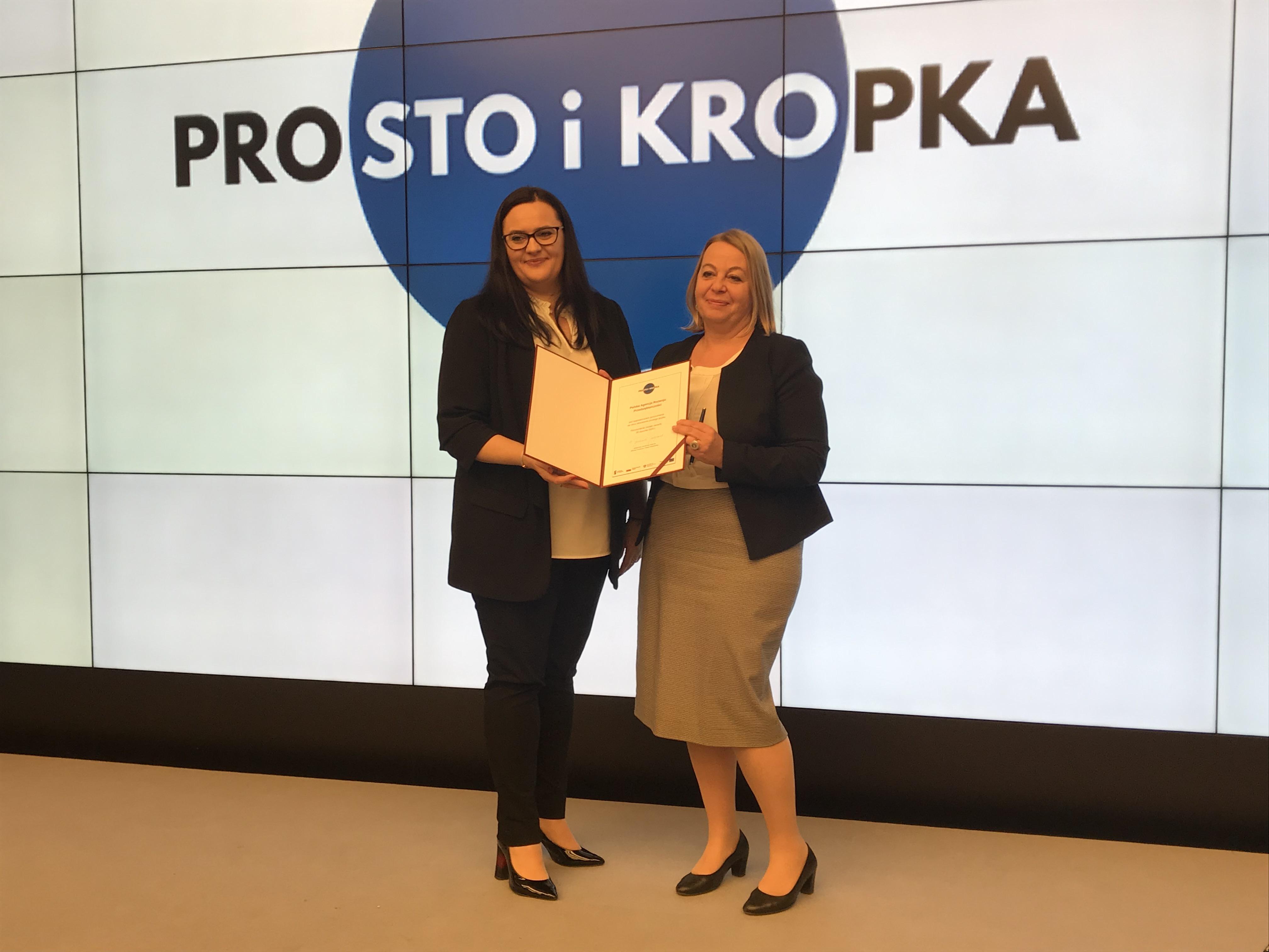 PARP podpisała deklarację na rzecz prostego języka
