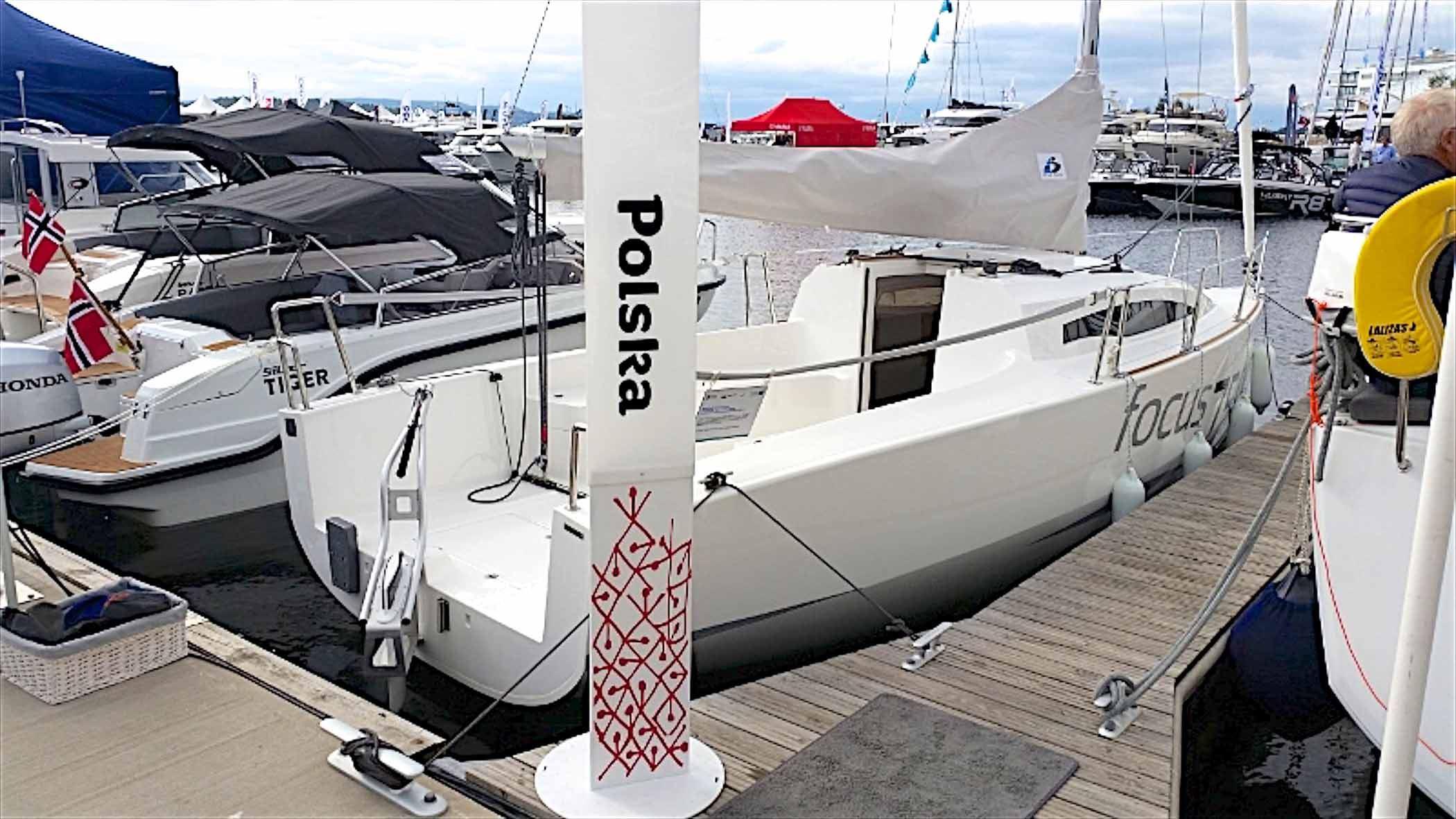 Rozwój działalności eksportowej Przedsiębiorstwa Sobusiak Yacht- Yard