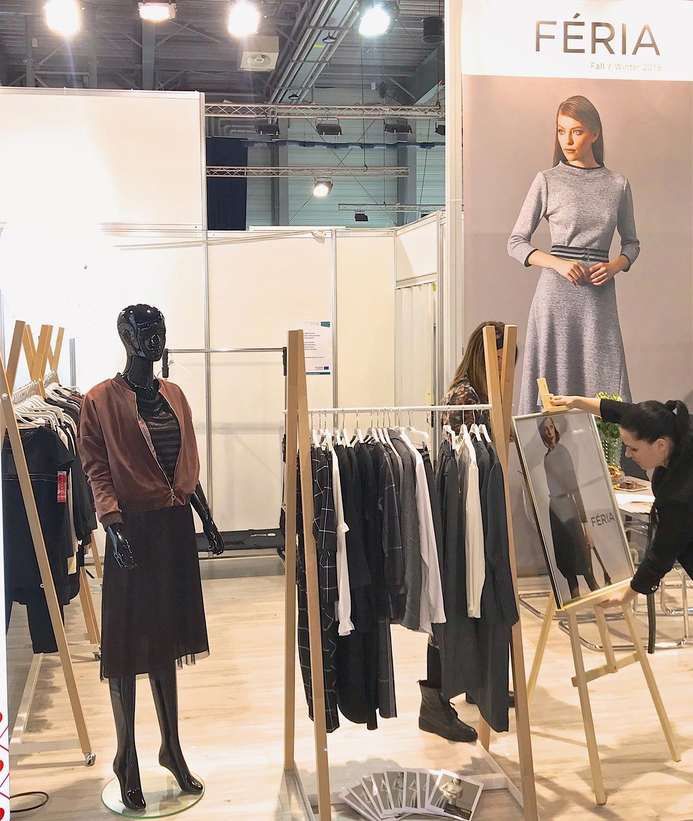 Promocja kolekcji odzieży damskiej SUNWEAR i FERIA