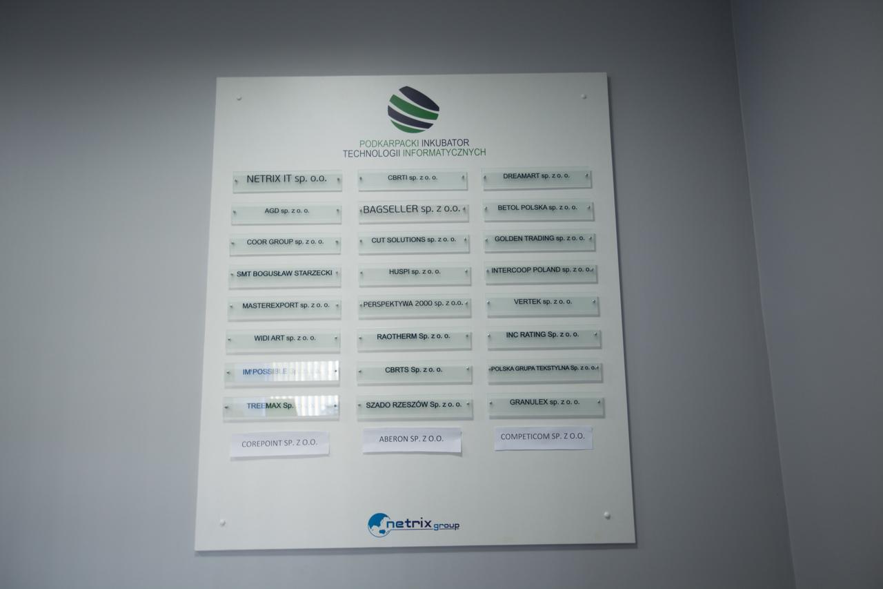 Proinnowacyjne usługi doradcze świadczone dla Centrum Badawczo- Rozwojowego Technologii Informatycznych