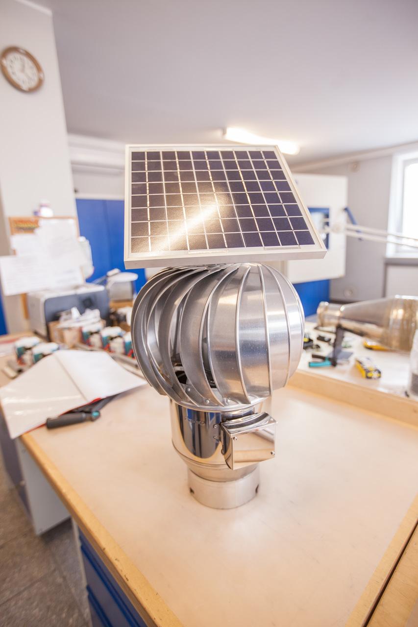 Podwyższenie konkurencyjności firmy DARCO poprzez uruchomienie produkcji innowacyjnych nasad wentylacyjnych