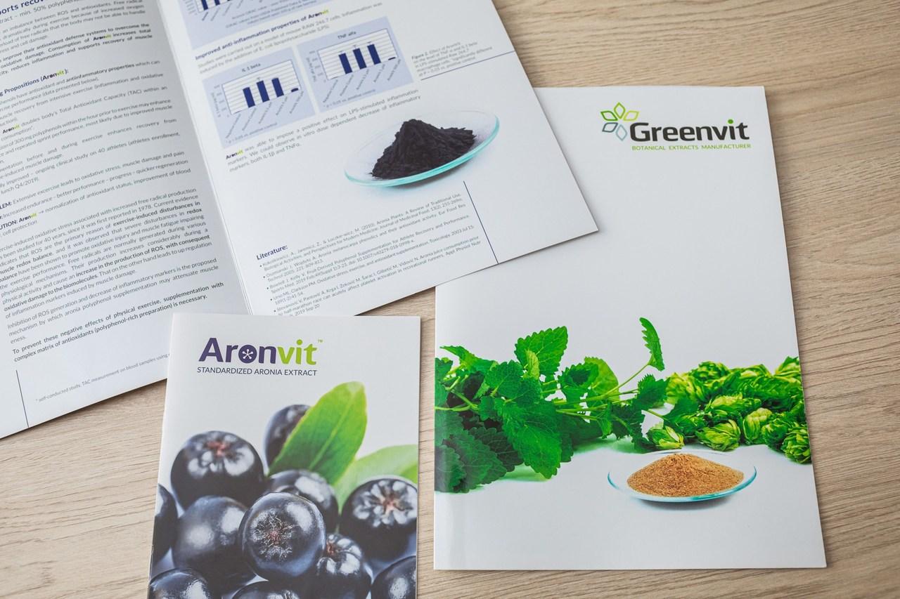 Rozwój eksportu poprzez promocję marki produktowej Greenvit na rynkach międzynarodowych