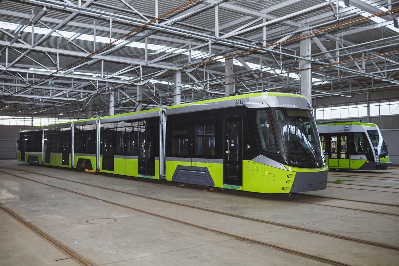 Rozwój transportu zbiorowego w Olsztynie – łańcuchy ekomobilności
