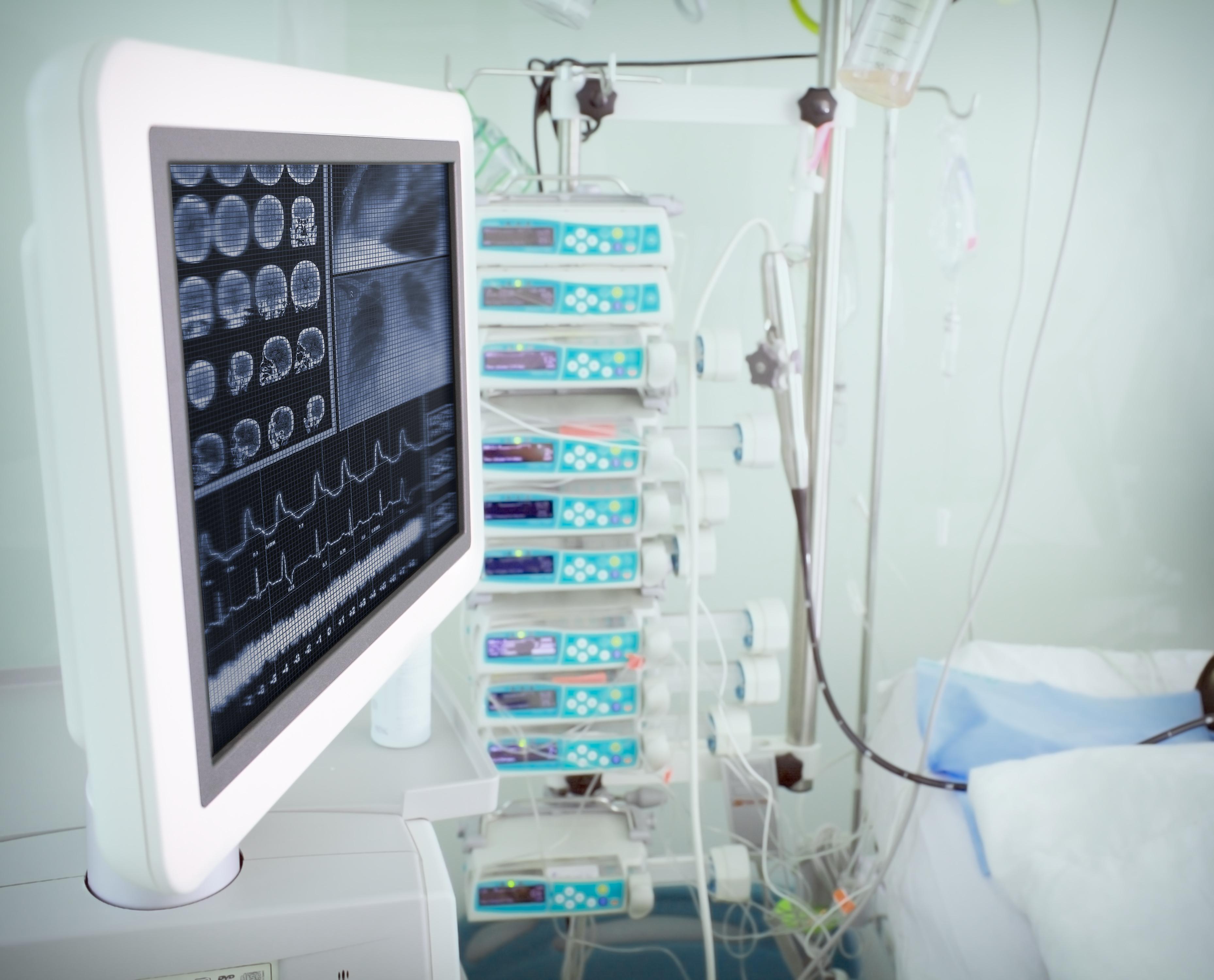 Mobilny system do drenażu dróg oddechowych