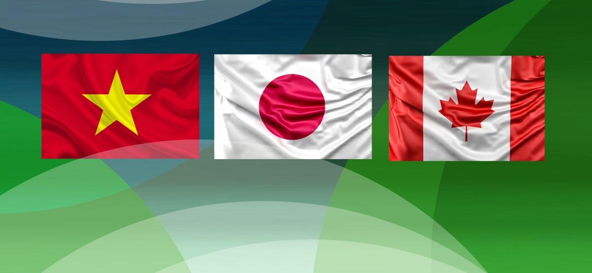 Umowy o wolnym handlu w UE: z Japonią, Wietnamem i Kanadą. Webinarium 26 października