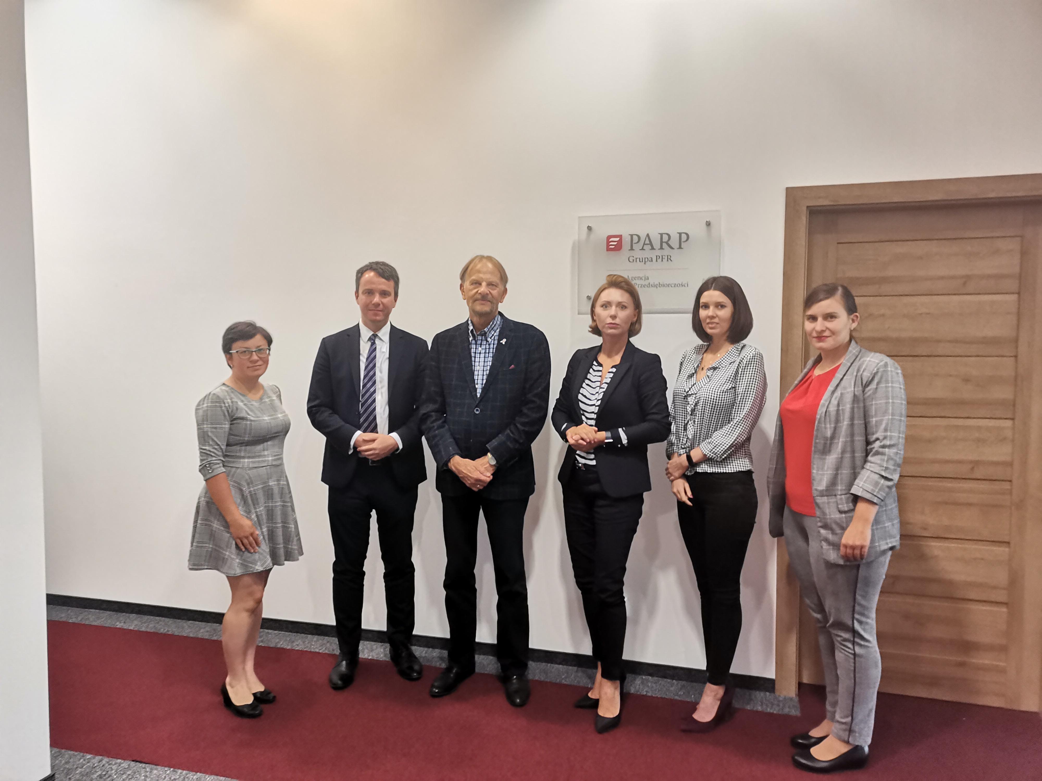 Regionalne Biuro PARP w Poznaniu będzie współpracować z Wielkopolskim Związkiem Pracodawców Lewiatan