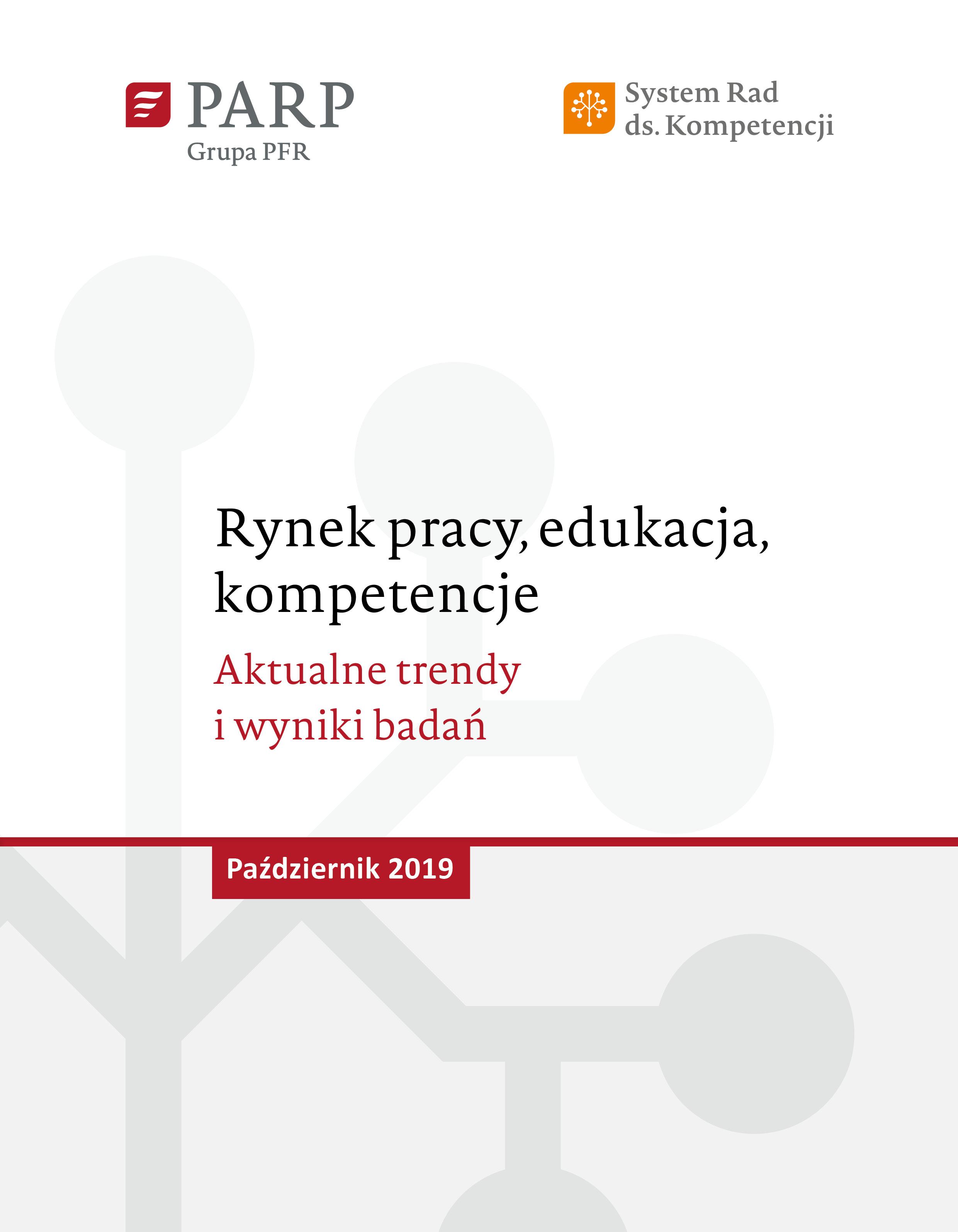 Rynek pracy, edukacja, kompetencje - październik 2019