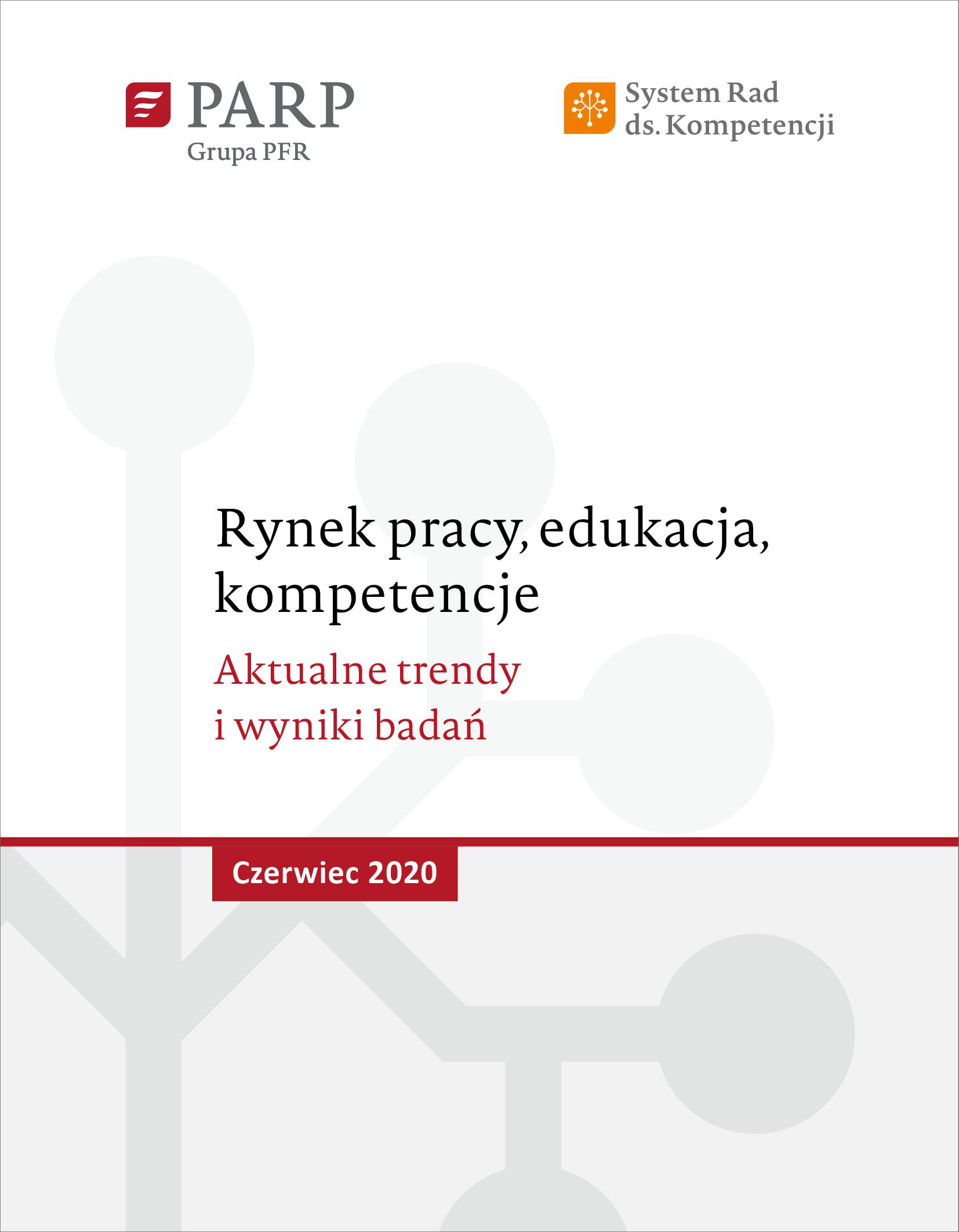 Rynek pracy, edukacja, kompetencje - czerwiec 2020